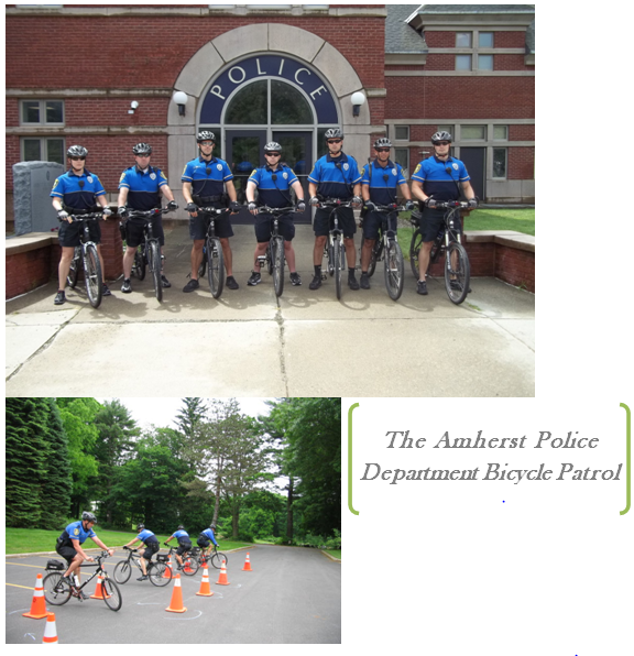 Amherst Police Bicycle Patrol