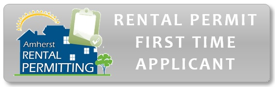 Rental Permit First Time Applicant Button