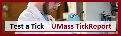 UMass tick lab