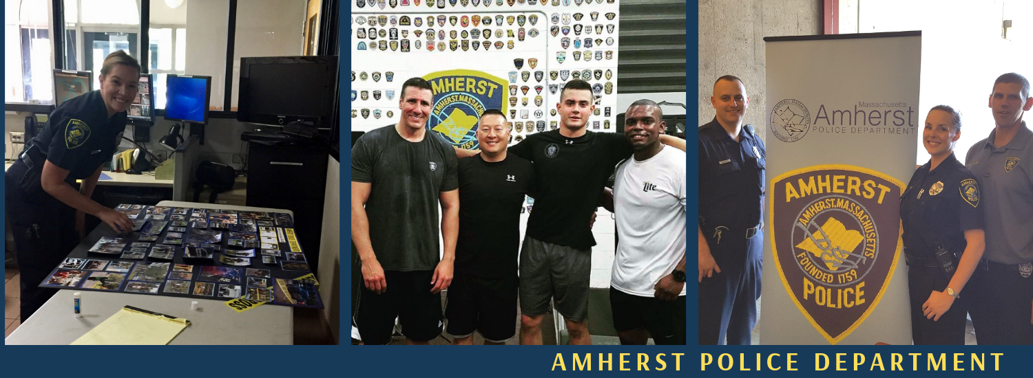 Amherst Police Department Banner Update 3