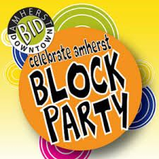 Celebrate Amherst Block PArty Square NEws