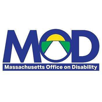 Massachusetts Office on Disability Logo