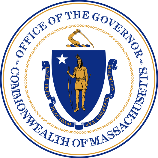 Seal of the Governor of Massachusetts