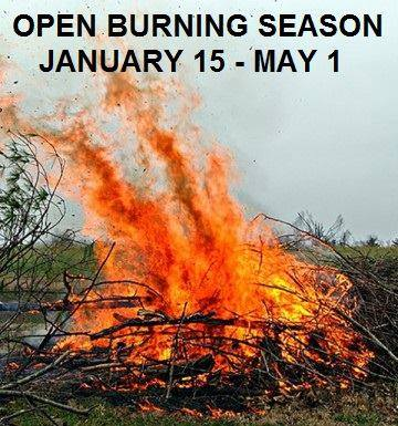 Open AIr Burning