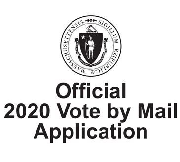 Official 2020 Vote by Mail Application